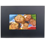 "7"" Polaroid Widescreen Digital Photo Frame (Black)"