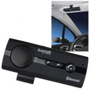 Avantalk Bluetooth Hands-Free Car Kit