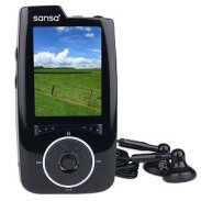 "SanDisk Sansa Connect 4GB USB 2.0 MP4/MP3 w/2.2"" LCD (Black)"