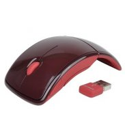 Microsoft Arc Mouse 4-Button Wireless Laser Scroll Mouse w/Nano