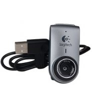 Logitech Quickcam Deluxe w/Built-in Microphone for Notebooks
