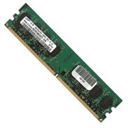 Samsung 1GB DDR2 PC2-5300 240-Pin DIMM Module Major/3rd