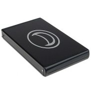 "A-Power 2.5"" USB 2.0 Aluminum IDE HDD Enclosure w/One Touch Back"