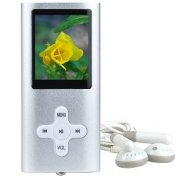 4GB USB 2.0 MP3 Digital Music/Video FM Player & Voice Recorder w