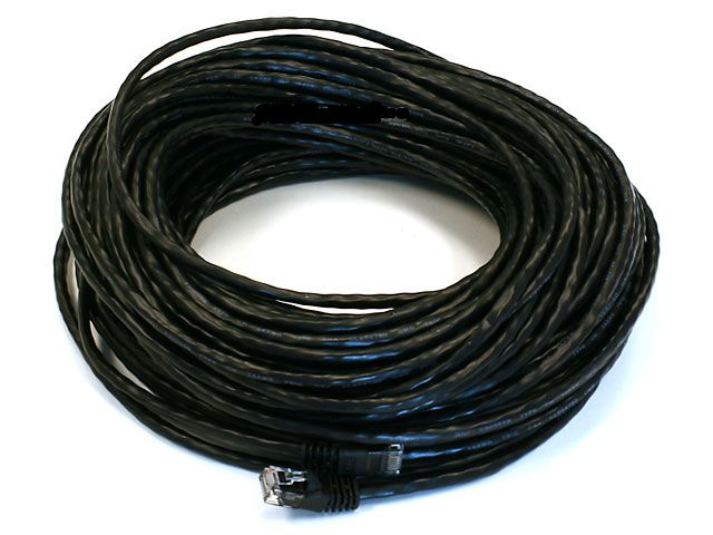 100FT Cat6 550MHz UTP Ethernet Network LAN Cable