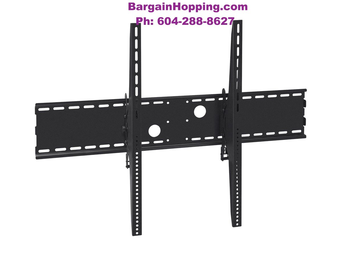 "60""- 100"" inch Tilt TV Bracket Wall Mount"