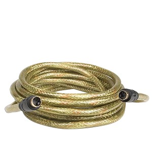 12' GoldX PlusSeries S-Video (M) to (M) Video Cable w/24K Gold-P
