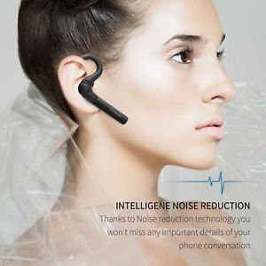 Bluetooth Headset Noise Canceling Earbud