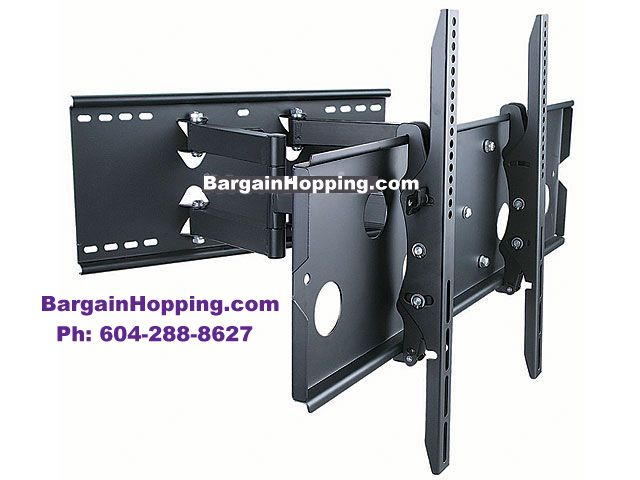 "36""-70"" Full Motion Articulating Swivel TV Bracket Wall Mount"