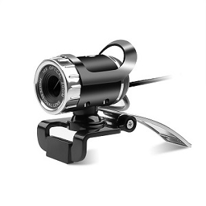 USB Webcam For PC With Mic Plug And Play