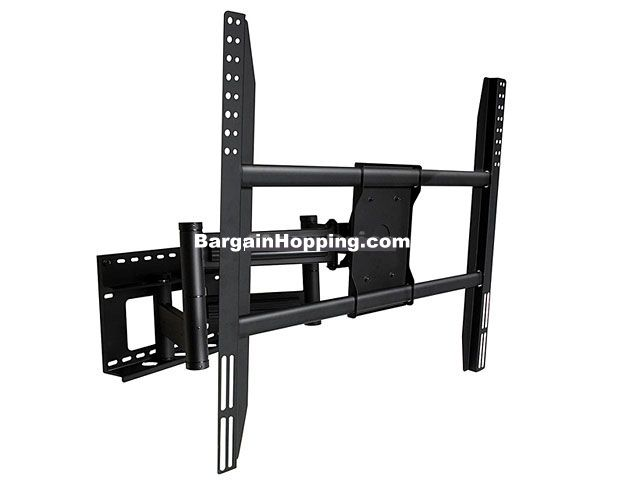 "52-100"" Full Motion Tilting Swiveling TV Wall Mount Bracket"
