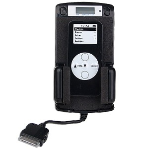 6-in-1 FM Transmitter Car Kit for iPhone/ iPod/iTouch