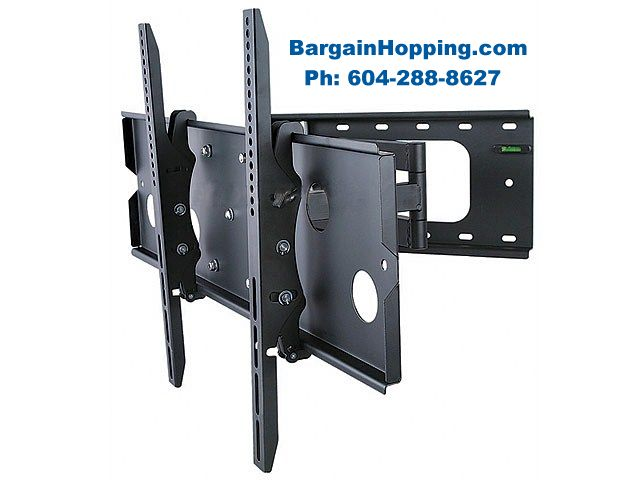 "32- 60"" Full Motion Swivel Articulating Smart TV LED TV Bracket"
