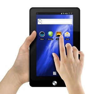 "DPAD 800MHz 256MB 4GB 7"" Touchscreen Tablet Android 2.3 w/HDMI"