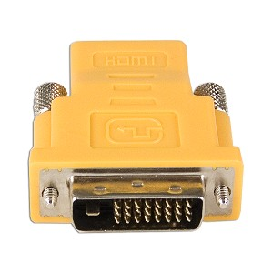DVI-D (M) to HDMI (F) Adapter