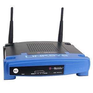 Linksys 54Mbps 802.11g Wireless Lan 4 Port Router