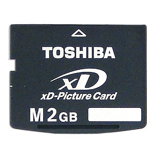 Toshiba 2GB Type M XD-Picture Card