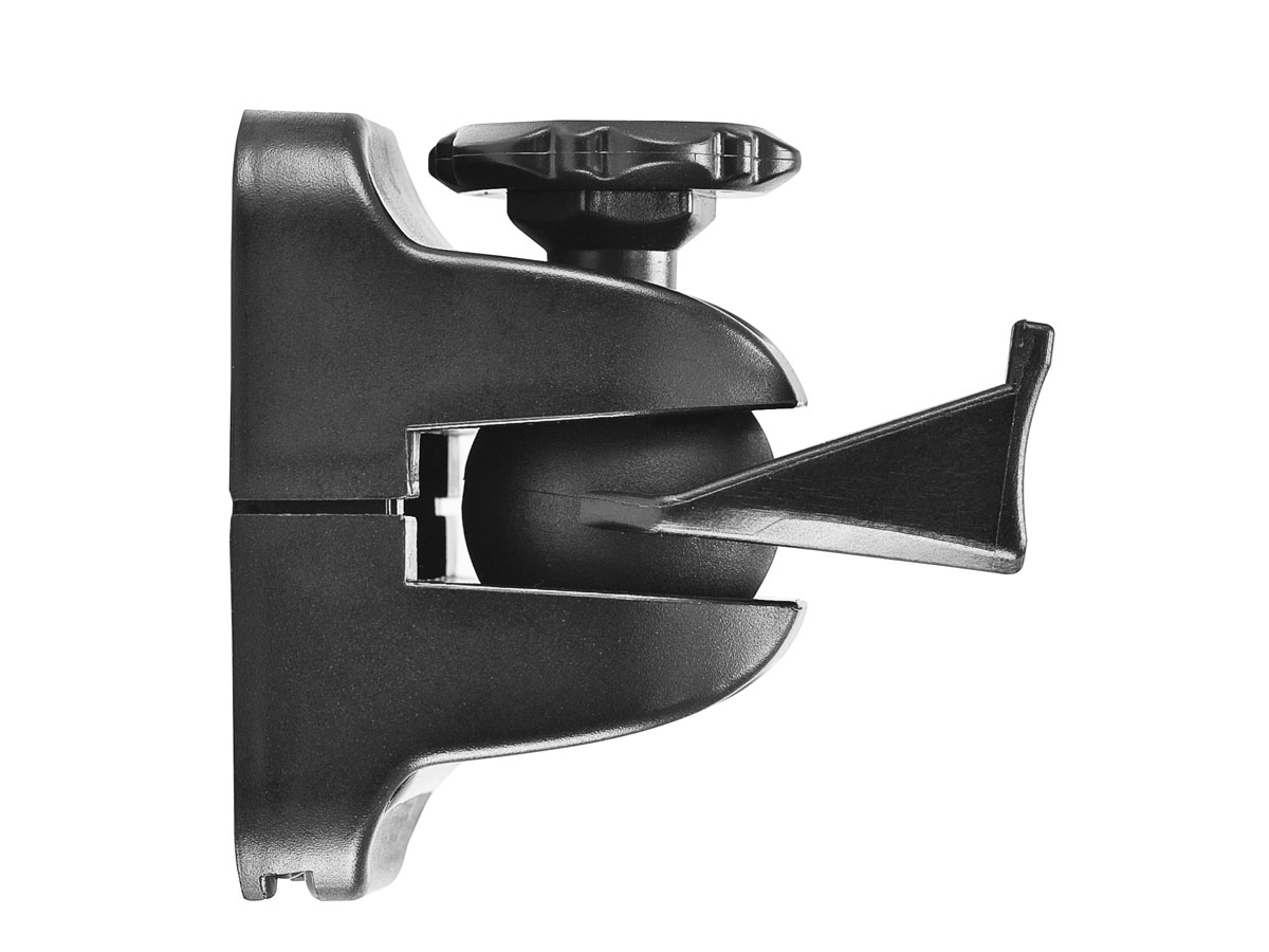 Tilting Swiveling Speaker Wall Mount Brackets (Pair)