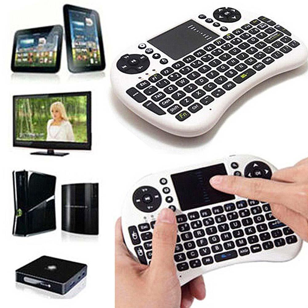 Wireless Mini Keyboard Air Mouse Touchpad For PC/TV Box/Smart TV