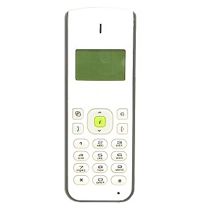 Bluetooth Wireless VoIP Skype Phone (White)