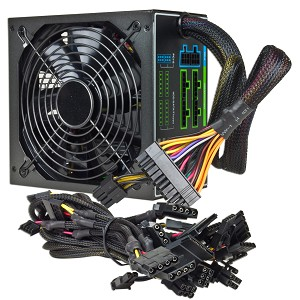 Cool Power Gamer Pro 875W 20+4-pin ATX Power Supply w/SATA, PCIe