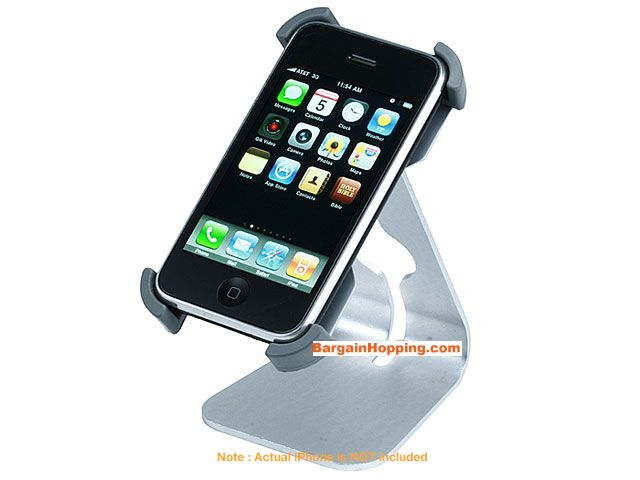 Desktop Stand for iPhone, Blackberry 8900, 9000 & 9500