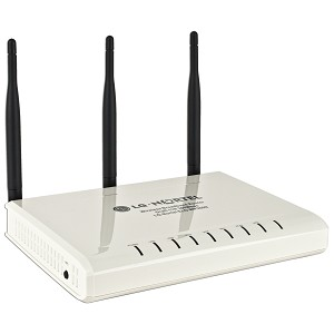 LG-Nortel WR300N 300Mbps 802.11n Wireless LAN/Firewall Router