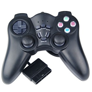 Advanced Shockpad 3 PS2 Game Controllers for PlayStation 2